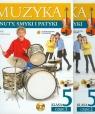 Muzyka Nuty smyki i patyki 5 Podręcznik z ćwiczeniami z płytą CD część 1-2