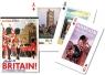 Karty do gry Piatnik 1 talia Brytania