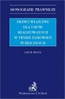 Prawo właściwe dla umów realizowanych w trybie zamówień publicznych