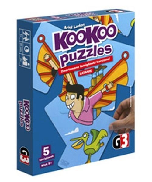 KooKoo Puzzles Latanie Laden Ariel