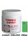 Farba akrylowa 250ml jasnozielony (7370 0250-51)