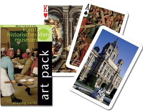 Karty do gry Piatnik 1 talia Muzeum Sztuki