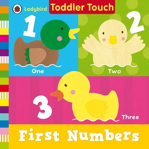 Ladybird Toddler Touch: First Numbers