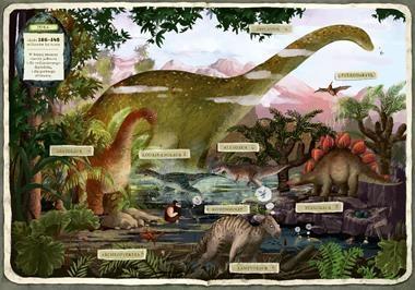 Opowiem ci, mamo, co robią dinozaury Emilia Dziubak