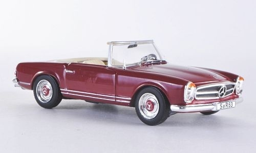 WHITEBOX Mercedes-Benz 2 30 SL (W113)