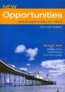 Opportunities New Pre Intermediate Students Book z płytą CD Kurs Harris Michael, Mower David, Sikorzyńska Anna