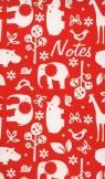Notes bloczkowy ND 116 z długopisem Wycinanki