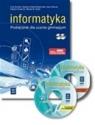 Informatyka Podręcznik + 2 CD Gimnazjumv Gurbiel Ewa, Olejniczak-Hardt Grażyna, Kołczyk Ewa i inni