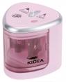 Temperówka elektryczna podwójna Kidea - różowa (TEL2KAR)