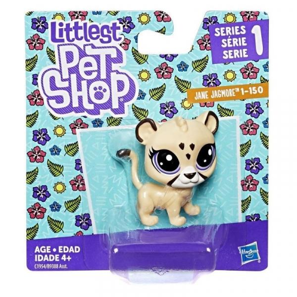 Littlest Pet Shop, Figurki podstawowe Jaguar (B9388/C1954)