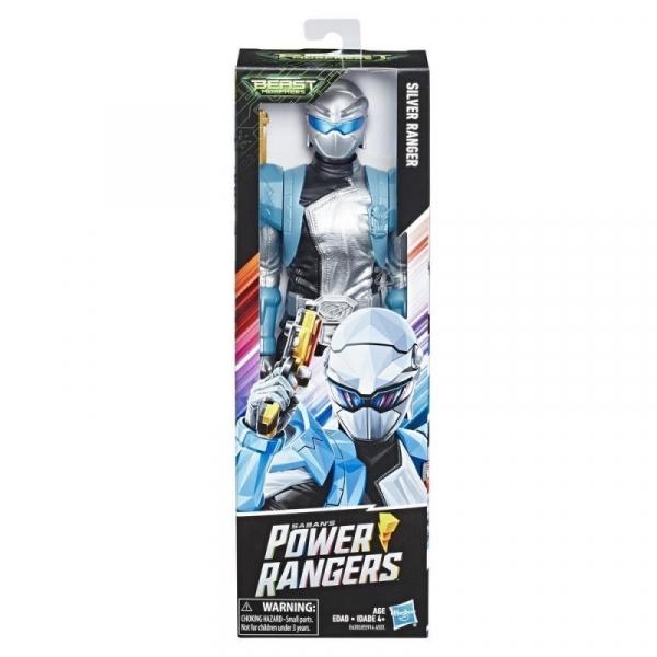 Figurka Power Rangers Silver (E5914/E6203)