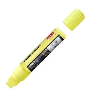 Marker kredowy 8/15 mm żółty (TO-290)