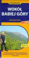Wokół Babiej Góry mapa turystyczna