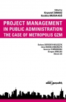 Project Management in Public Administration