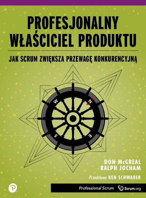 Profesjonalny Właściciel Produktu Don McGreal,Ralph Jocham
