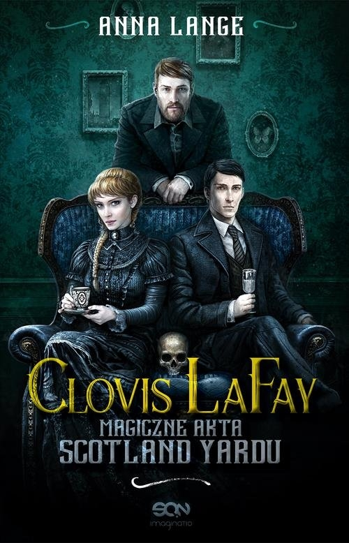 Clovis LaFay Magiczne akta Scotland Yardu Lange Anna