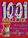 1001 naklejek Książka aktywizująca dla dziewczynek