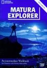 Matura Explorer workbook z płytą CD Naunton Jon, Mierzyńska Hanna