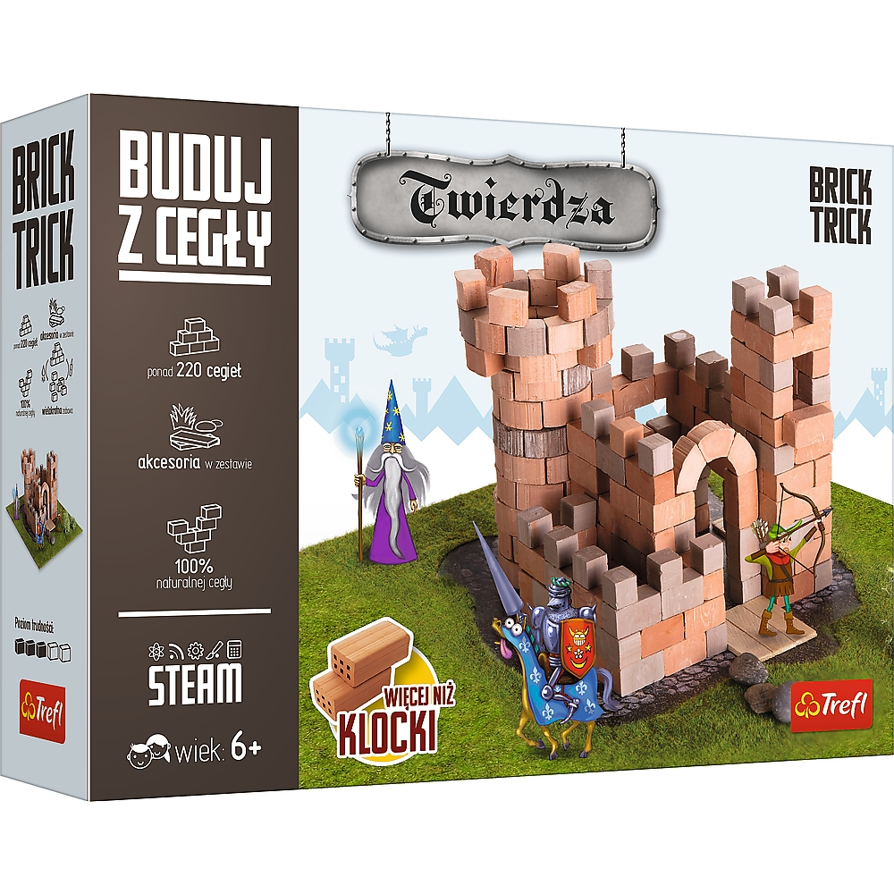 Brick Trick - Twierdza M (60871)