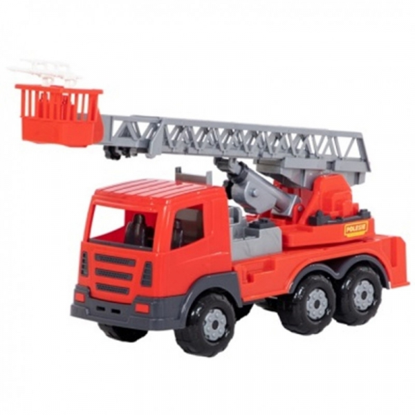 Samochód strażacki Prestiż w pudełku (79718)