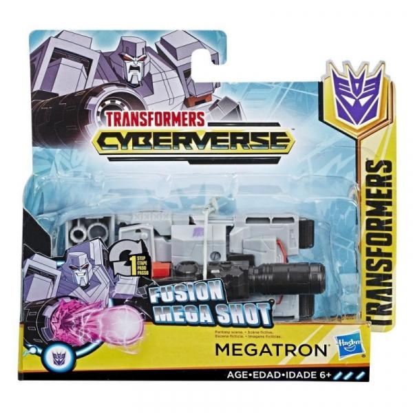 Figurka Transformers Cyberverse 1-Step Changer Megatron (E3522/E3643)