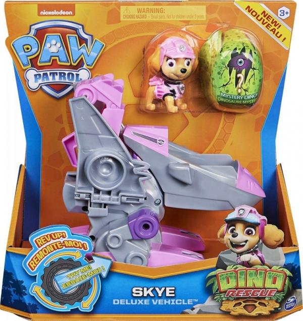 Psi Patrol Pojazd Tematyczny Dino Skye (6056930/20124743)