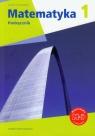 Matematyka z plusem 1 podręcznik zakres podstawowy Liceum, technikum Karpiński Marcin, Dobrowolska Małgorzata, Braun Marcin