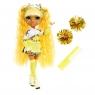 Rainbow High: Lalka Sunny Madison - Cheerleaderka (572558EUC/572053)