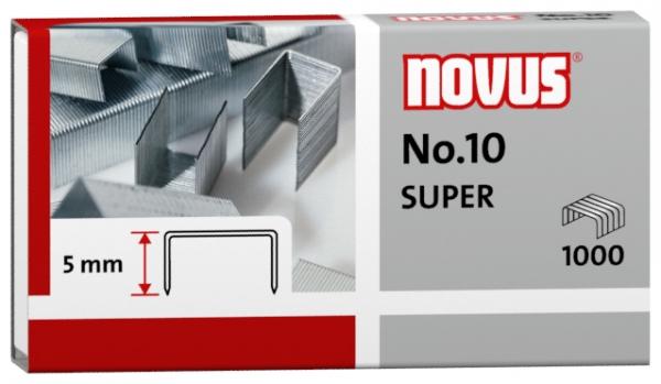Zszywki Novus 10x1000 (040-0003)