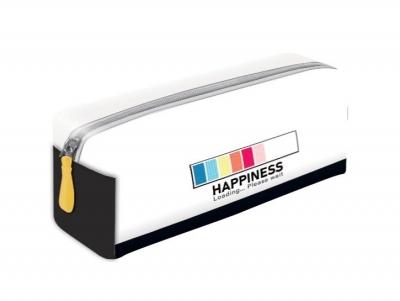 Piórnik kosmetyczka No Name - Happiness