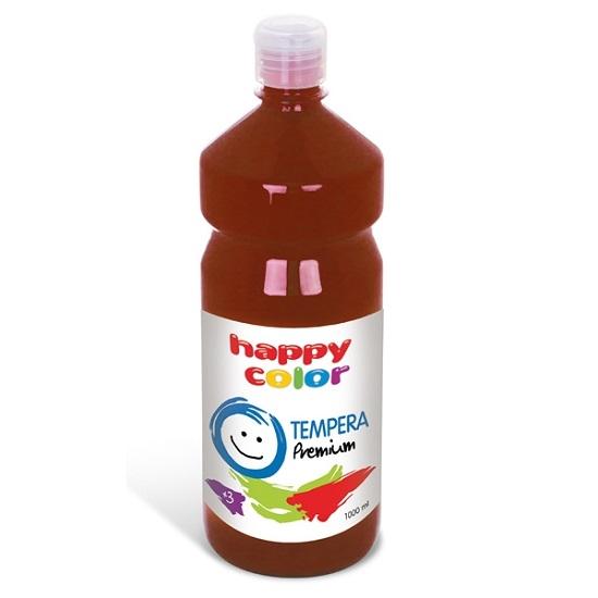 Farba tempera 1000 ml - brązowa ciemna (291872)