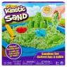 Kinetic Sand: Piasek kinetyczny - zielony (6024397/20106637) Wiek: 3+