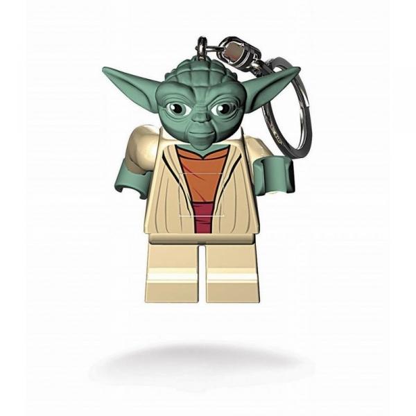 LEGO® Star Wars: Yoda - Breloczek Latarka (LGL-KE11)