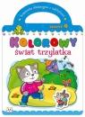 Kolorowy świat trzylatka Zeszyt 4