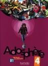 Adosphere 4 Podręcznik z płytą CD Gallon Fabienne, Macquart-Martin Catherine