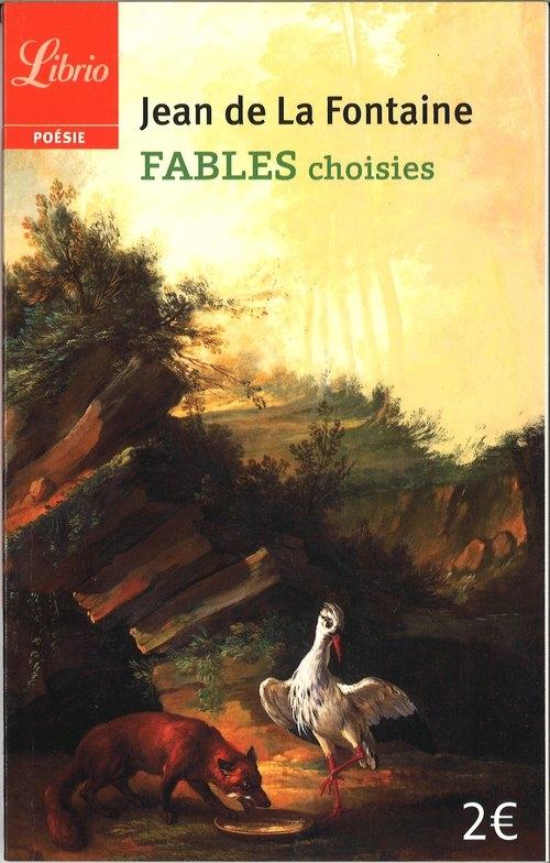 Fables choisies de la Fontaine Jean