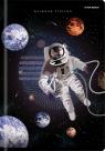 Zeszyt A5/32k, kratka - Space