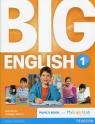 Big English 1 Podręcznik with MyEnglishLab