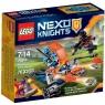 LEGO Nexo Knights Pojazd bojowy Knighton (70310)