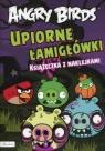 Angry Birds Upiorne łamigłówki Książeczka z naklejkami