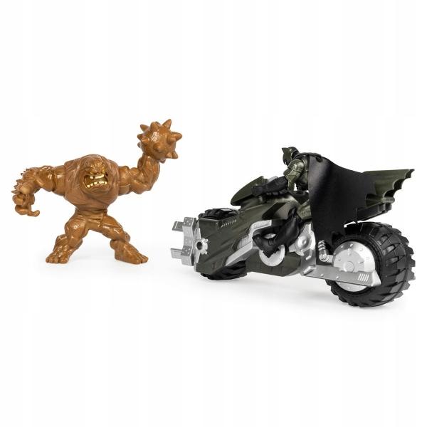 Zestaw Batman z motorem vs Clayface (6055934/20122550)