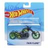 Hot Wheels: Motocykl Street Power - Twin Flame