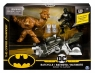 Zestaw Batman z motorem vs Clayface (6055934/20122550)Wiek: 3+