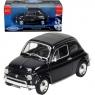 WELLY Fiat Nuova, czarny (WE22515)