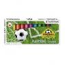 Plastelina 12 kolorów Football (429833)