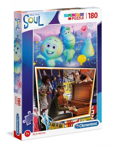 Puzzle SuperColor 180: Soul (29771)