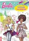 Barbie Koloruję rozwiązuję (D-292)