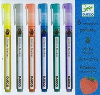 Zestaw markerów zwykłych 6 kolorów