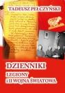 Dzienniki. Legiony i II wojna światowa Pełczyński Tadeusz