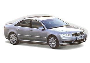 MAISTO Audi A8